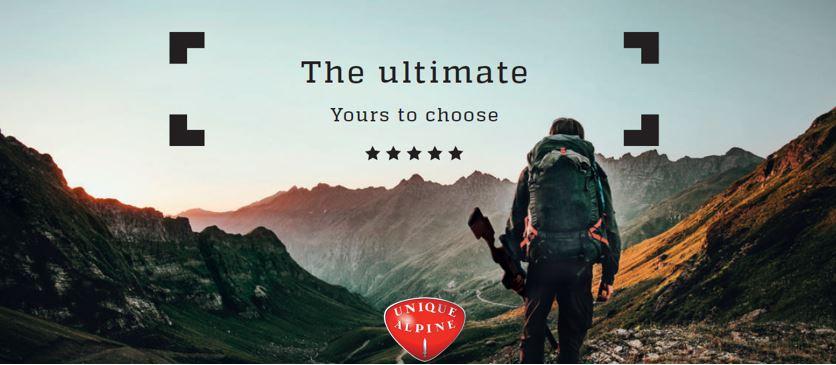 Unique Alpine - The Ultimate